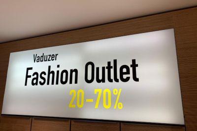 Vaduzer Fashion Outlet