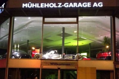 Mühleholz-Garage AG