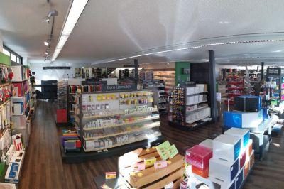 Papeterie Thöny AG (Bürofachmarkt, Mal- und Bastelabteilung)