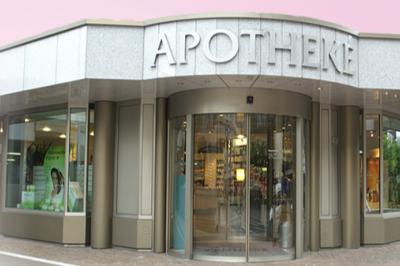 Schloss Apotheke AG und Schloss-Parfümerie