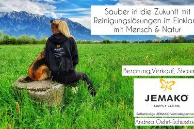 Andrea Oehri-Schweizer | Selbständige JEMAKO Vertriebspartnerin